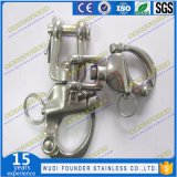 Stainless Steel Ss304 Swivel with Eye End Snap Shackle