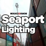 Waterproof and Harsh Weather Resistance LED Seaport Lighting 400W