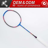 Customized Sporting Goods Graphite Carbon Woven Badminton Racket