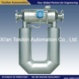 Coriolis Mass Liquid / Gas Flow Meter for Fuel Oil Dispenser