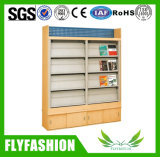 School Furniture Kids Wood Bookshelf for Library (ST-30)