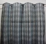 Spain Strip Design Black and White Cloth for Curtain