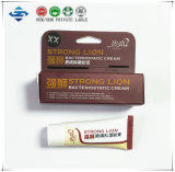 Strong Lion Bacteriostatic Cream for Male Enhancement