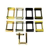 Hot Sale Metal Zinc Alloy Square Buckle for Bag Parts Belt Buckle Shoes Leather Goods Accessories (Bl-0045, 3714)