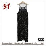 Wholesale Fashion Young Sweet Girl/Lady Sleeveless Long Dress