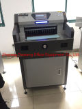 Front Ce 490mm A3 A4 Size Book Edge Cutting Machine Electric Digital Program Control Paper Cutter with 7' Touch Screen