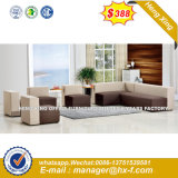Factory Wholesale Price Modern Living Room Leather Office Sofa (HX-268)