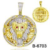 New Design Hip Hop Jewelry Pendant Silver 925 Factory Wholesale