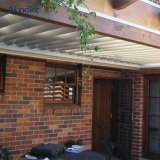 Attached to Existing Structure Best Selling Products Metal Waterproof Pergola
