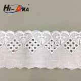 One to One Order Following Top Quality Swiss Lace