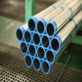 BS1387/ASTM A53 /ISO65 Hot Dipped Galvanized ERW Welded Carbon Iron Steel Pipe or Tube Manufacturer Price for Building /Structure/ Fence