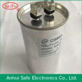 Electric Fan Capacitor Cbb60 AC Dual 12UF 250V Motor Capacitor