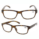Injection Design Promotion Reading Glasses with Spring Hinge