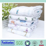 Cotton Swaddle Wrap Baby Soft Nursing Blanket Wholesales Muslin Blanket