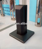 High Quality Matt Black Surface Stainless Steel Glass Spigot