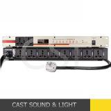 Professional Projection 8 Channel Power Sequence Controller Audio Equipment