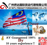 Door to Door Shipping to Malaysia