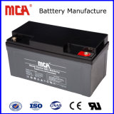 12V 70ah Solar Rechargeable Battery Storage