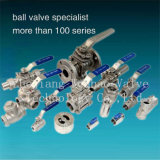 Hot Sale Stainless Steel Industrial Ball Valves