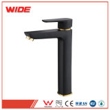 High Quality Faucet Manufacturing Health Classic Basin Mixer with Black and Gold