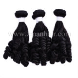 Elegant Wave Double Weft Weaving Brazilian Hair in Funmi Texture
