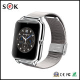 Z50 3G Smart Watch Mobile Phone with GPS Android 4.4 IPS Touch Screen Bluetooth China Smart Watches Phone