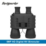 4X50 Digital Night Vision Binoculars with 1.5'' TFT LCD 350m Range Take 5MP Photo & 720p Video IR Hunting Camera Bestguarder Wg-80