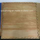 2.5cm Interlocking Wood Graintaekwondo Floor Mat for Wholesale