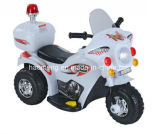 Three Wheel Kids Electric Motorcycle with Alarm Lamp