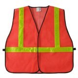 Wholesale Reflective Vest with Mesh Fabric