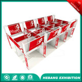 Hb-L00028 3X3 Aluminum Exhibition Booth