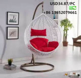 Manufacturer Wholesale Swing Furniture Garden Stack Outdoor Swing Chair