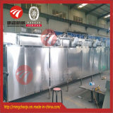 Fruit/Vegetable Snacks Hot Air Drying Machine Continuous Style