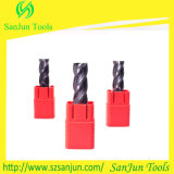 Imports of Tungsten Steel Carbide End Milling Cutter