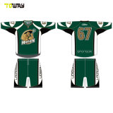 Breathable Polyester Sublimated Cheap Box Lacrosse Jersey
