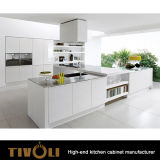 Custom High Quality Australian Standard Modern Kitchen Designs Integrated Kitchens TV-0137