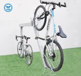 Double Height 2 Bike Rack with Ramp