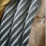 Marine Grade Stainless Steel Wire Rope SS316 7X19