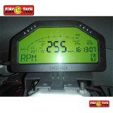 Sincotech Do904 Multifunctional Digital Rpm Gauge Rally Gauge LCD Screen 6.5 Inch
