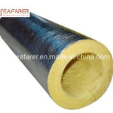 Ce Duct Type Glasswool Fiber Heat Resistant Insulating Materials Insulation