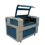 Wood Plastic Leather Fabric Rubber CO2 Laser Engraving Machine 6090 Laser Machine