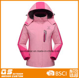 Women′s Waterproof Windproof High Quality Ski Jacket