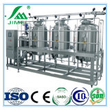 Sub-Vertical Clean in Place System (CIP system)