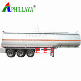 Stainless Steel Chemical Liquid Transport Tank Semi Trailer Price (06)