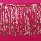 New Design Sequin Trims for Girl's Fashion Wear