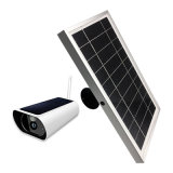 GSM 4G 1.5wsolar Camera 4PCS 18650 Battery HD1080p Camera External Solar Panel 7W