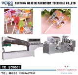 High Speed Flat Lollipop Forming and Packing Machine