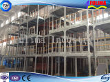 Galvanized Fixed Angle Steel Scaffold with Walking Board