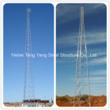 Factory Factory Direct Sale 4 Legs Steel Lattice Communication Triangular Tower