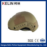 Tan Color Fast Bulletproof Helmet for Military